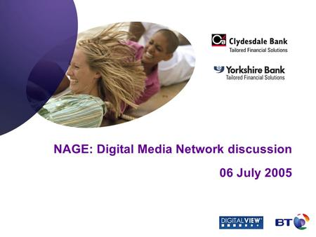 NAGE: Digital Media Network discussion 06 July 2005.