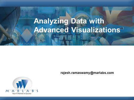 Analyzing Data with Advanced Visualizations
