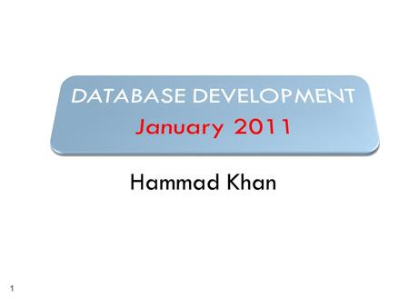 1 Hammad Khan. Agenda.NET Framework Introduction to Visual C#