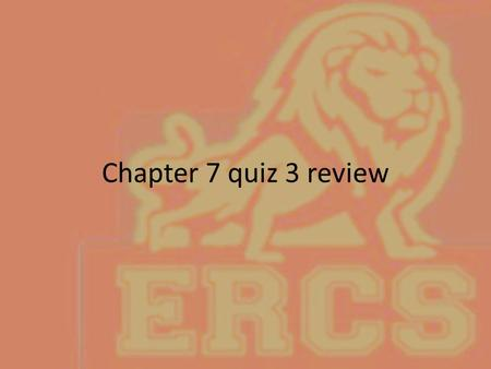 "Chapter 7 quiz 3 review. Who said, ""Thus I consent, Sir, to this Constitution because I expect no better, and because I am not sure, that it is not the."
