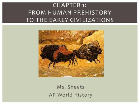 prehistory and first civilizations Prehistory and the first civilizations (the illustrated history of the world, volume 1) by roberts, j m and a great selection of similar used, new and collectible books available now at.