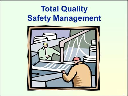 1 Total Quality Safety Management. 2 Trainer Name Position Company Phone Email (Revise as needed)
