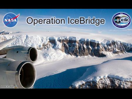 Using instrumented aircraft to bridge the observational gap between ICESat and ICESat-2.