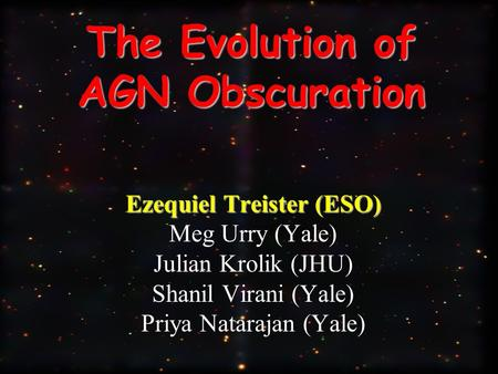 The Evolution of AGN Obscuration