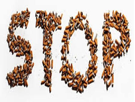 STOP SMOKING CAUSING DEATH AND DISEASES LUNG CANCER Smoking cigarette is the single biggest risk factor for lung cancer.