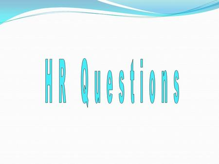 Why should we hire you?  Recap any job requirement the interviewer may have mentioned earlier in the PPT, then match your skills, abilities and qualifications.