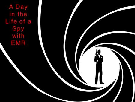 A Day in the Life of a Spy with EMR. Radio waves are among the longest in the electromagnetic spectrum while X-Rays and radioactive waves are among the.