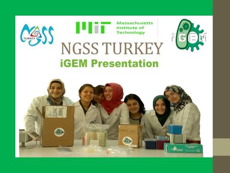 NGSS TURKEY. What is Syn Bio? Synthetic biology is a field which is the combination of these areas; Biology, Chemistry and Engineering. The first time.