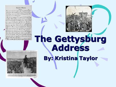 the rhetoric of lincolns gettysburg address essay