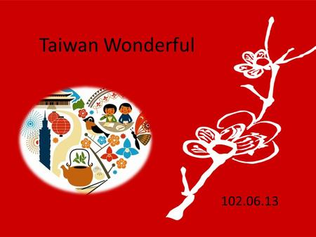 Taiwan Wonderful 102.06.13. Please tell us the name of Taiwan's biggest lake.
