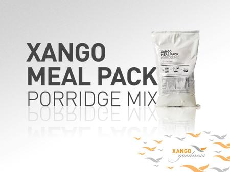 XANGO Meal Pack provides life-saving sustenance to undernourished and malnourished children around the world while giving Distributors the opportunity.