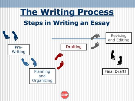 Steps to writing an effective essay