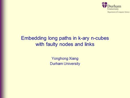 Embedding long paths in k-ary n-cubes with faulty nodes and links