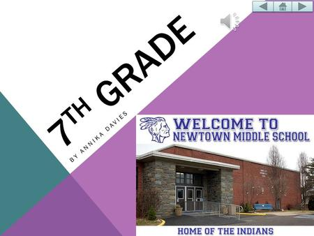 7 TH GRADE BY ANNIKA DAVIES Preparations First Day Average Morning RA Lockers Teams Classes Arts Classes Master Schedule FAQ Welcome TABLE OF CONTENTS.