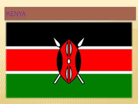  * Kenya, officially the Republic of Kenya, is a country in the African Great Lakes region of East Africa. Its capital and largest city is Nairobi. Kenya.