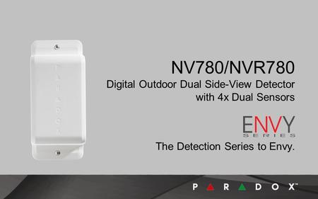 The Detection Series to Envy.