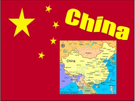 Geography China is located on the continent of Asia. The Gobi Desert and part of the Himalaya Mountains are found in China. The Yangtze and Yellow Rivers.