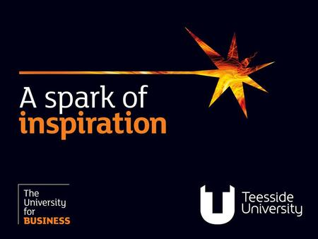 Putting the Spark into your business - working with a University Laura Woods Director of Academic Enterprise.