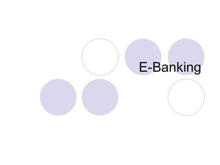 E-Banking. History of banking sector <strong>in</strong> <strong>India</strong> The Bank of Bengal obtained its charter with a capital base of Rs 50 lacs <strong>in</strong> the year 1809. It was given.