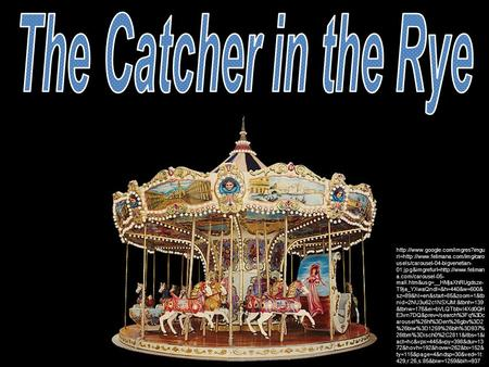 a journey to self knowledge in the catcher in the rye by j d salinger The catcher in the rye (book) : salinger, j d : in an effort to escape the hypocrisies of life at his boarding school, sixteen-year-old holden caulfield seeks refuge in new york city.