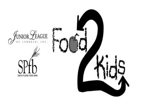 Did you know? A large number (approximately 70%) of Lubbock community children receive free or reduced lunches.