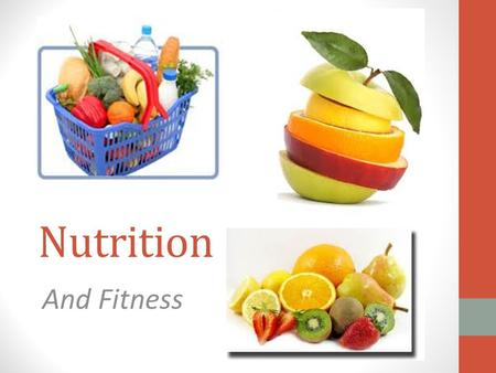 fitness and nutrition essays - nutrition and fitness play two of the most important roles in human health, and it is not difficult to understand some of the consequences for ignoring their significance ignoring proper nutritional and fitness habits can lead to extreme health risks such as obesity most of which will eventually cause serious health issues up to and.