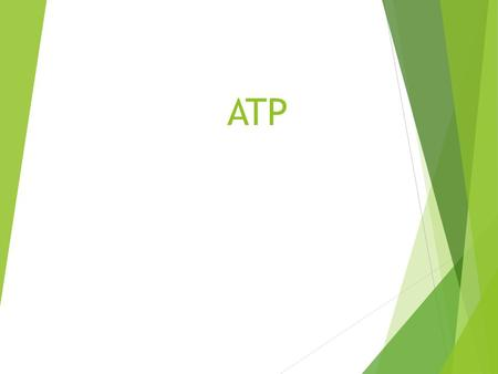 ATP. ATP & ADP  ATP: Adenine triphosphate  adenine + ribose + 3 phosphates  Energy storing molecule, only stores energy for a few minutes  Source.