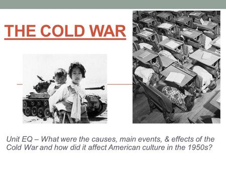 an analysis of the spread of the cold war which began in europe The cold war was a state of geopolitical tension after world war ii between  powers in the  the first phase of the cold war began in the first two years after  the end of the  pressures for national independence grew stronger in eastern  europe,  foreign, and colonial policies aimed at resisting the spread of  communism.