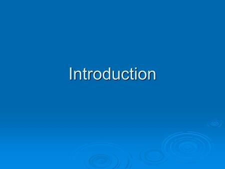 Introduction. What is the course about?  Concepts History History Data representation, logic Data representation, logic Hardware: CPU, memory, storage,