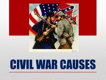 CIVIL WAR CAUSES. Review Who were the abolitionists? Name 3. What did they do? What is Missouri Compromise? What is the Wilmont Proviso What is the Compromise.