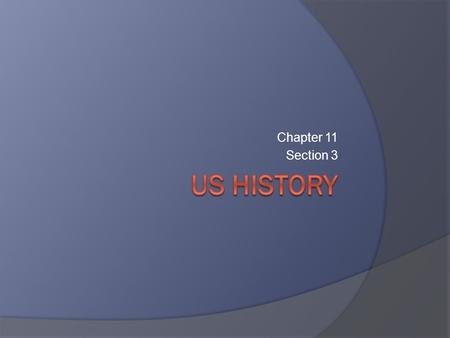 Chapter 11 Section 3. Jackson vs. The Bank  Jackson hated the Second Bank of the United States (owned by rich Easterners) Nicholas Biddle – Bank president.