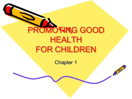 PROMOTING GOOD HEALTH FOR CHILDREN Chapter 1. DSS LICENSING REQUIREMENTS To be licensed, Family Providers and Centers must follow many CA state laws re.