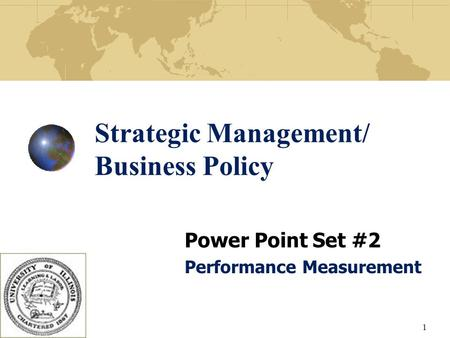 strategic management and points earned Strategic planning, strategic management, and strategy execution basics.