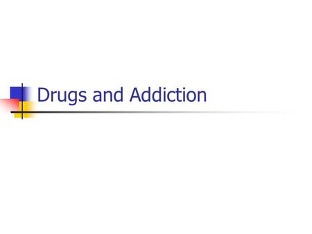 Drugs and Addiction. Specification – Page 48 1 Definition of the application biological bases social bases a) Define health psychology, showing understanding.