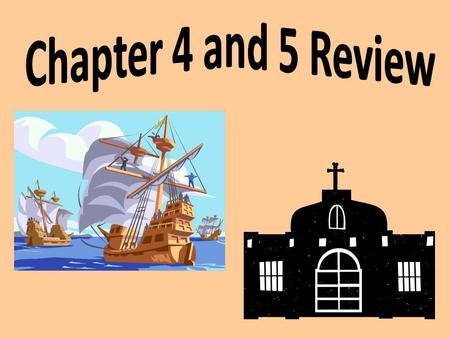 Chapter 4 and 5 Review.