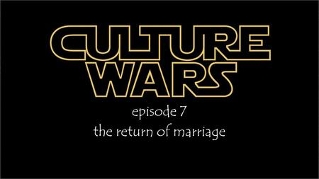 "Episode 7 the return of marriage. 3 Some Pharisees approached Him to test Him. They asked, ""Is it lawful for a man to divorce his wife on any grounds?"""