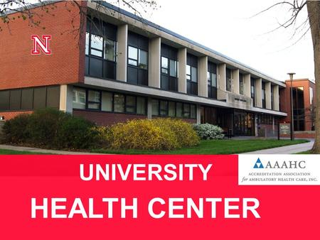 UNIVERSITY HEALTH CENTER. Counseling & Psychological Services We promote our students' emotional well-being so they can succeed academically.