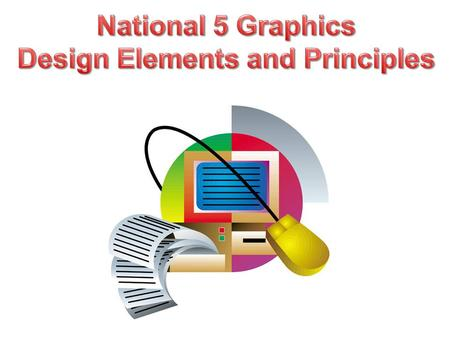 Design Elements and Principles