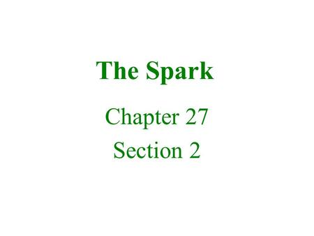 The Spark Chapter 27 Section 2. Introduction Problems arising in the Balkans will lead to the beginnings of WWI nationalistic ideas will culminate into.