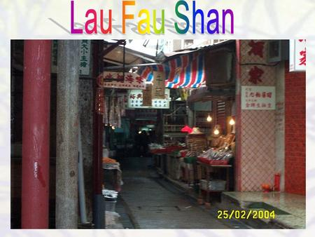 We want to know about Lau Fau Shan's Environment.Village life and seafood.So we do a project about Lau Fau Shan.