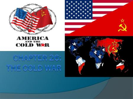 What is the Cold War?  Think, Pair, Share Activity  Independently THINK about what you know about the Cold War. Maybe key people, events, dates etc.