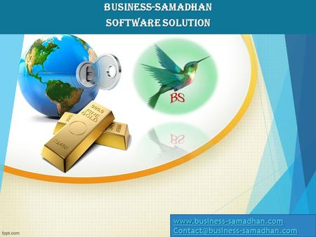 Business-samadhan Software Solution