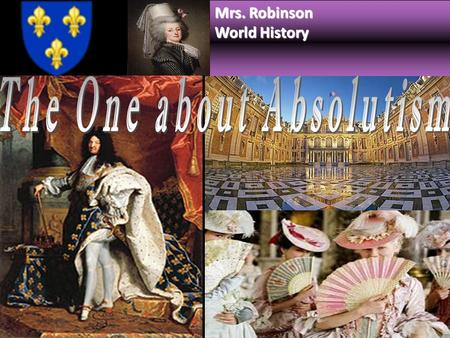 Mrs. Robinson World History. Elizabeth will gain the throne of England after her brother Edward and her sister Mary died. Elizabeth will get rid of.