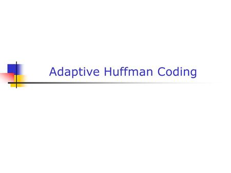 huffman coding research paper