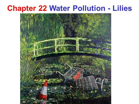 Point source pollution for kids