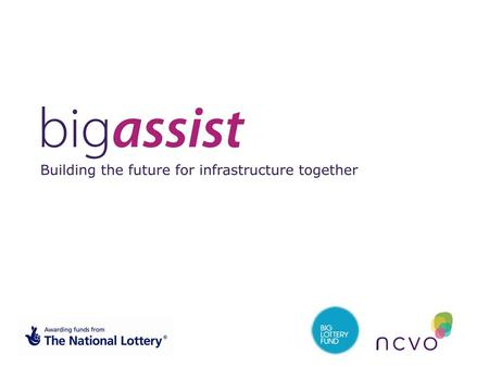 A programme for infrastructure organisations to support them in becoming more efficient, effective, and sustainable. What is BIG Assist?