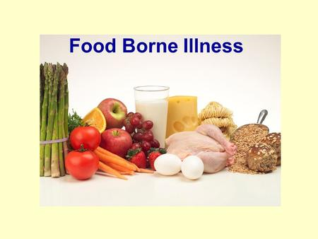 Food Borne Illness. Botchulism Food Source: –Canned foods Symptoms: –Cramps, headaches, nausea, diarrhea Prevention: –Avoid dented or exploding cans.