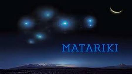 B Y R A K S H A C H A N D R A MATIRIKI During Matariki we celebrate our unique place in the world. We give respect to the whenua ( family ) on which.