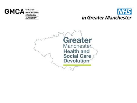 1 GVA – Gross Value Added LEP – Local Enterprise Partnership Greater Manchester: a snapshot picture.