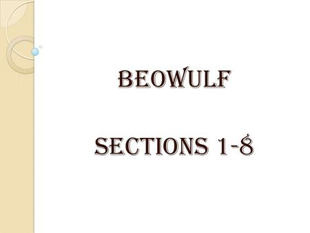 main ideas and themes of beowulf essay A theme in a literary work is a recurring, unifying subject or idea, a motif that allows us to understand more deeply the character and their world in beowulf, the major themes reflect the values and the motivations of the characters.